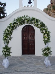 Civil Wedding Decoration